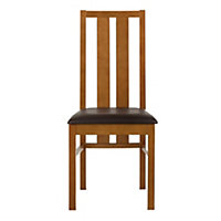 Oakhampton Pair of Dining Chairs - Reserve and Collect.