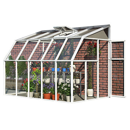 Image for Palram Clear Sun Room - 6x10ft from StoreName