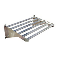 Palram Heavy Duty Garden Shelf kit - Silver