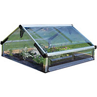 Palram Cold Frame Double Greenhouse