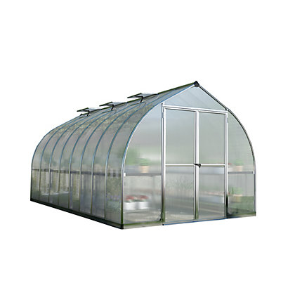Image for Palram Bella Greenhouse - Silver / 8x16ft from StoreName