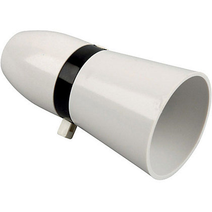Image for GET Switched Lamp Holder - White from StoreName