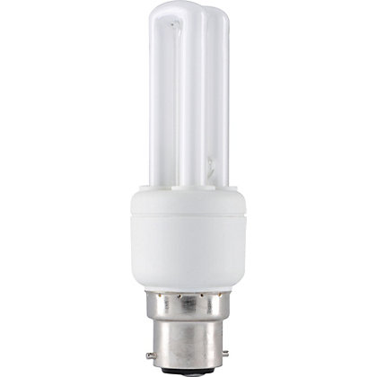 Image for Energy Saver (CFL) Stick BC 9W Light Bulb from StoreName