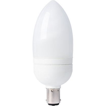 Image for Energy Saver (CFL) Candle SBC 9W Bulb from StoreName
