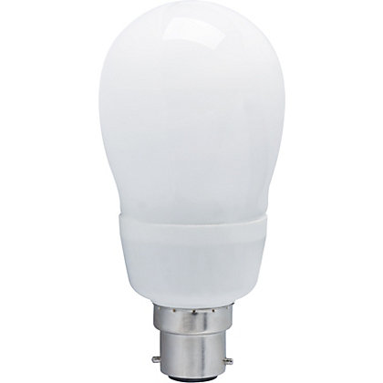 Image for Energy Saver (CFL) Classic BC 15W Light Bulb from StoreName