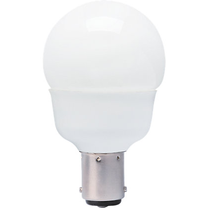 Image for Energy Saver (CFL) Mini Globe SBC 6W Bulb from StoreName