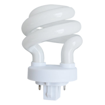 Image for Energy Saver (CFL) Spiral 2 Pin 9W Light Bulb from StoreName