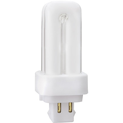 Image for Energy Saver (CFL) Stick 4 Pin 10W Light Bulb from StoreName