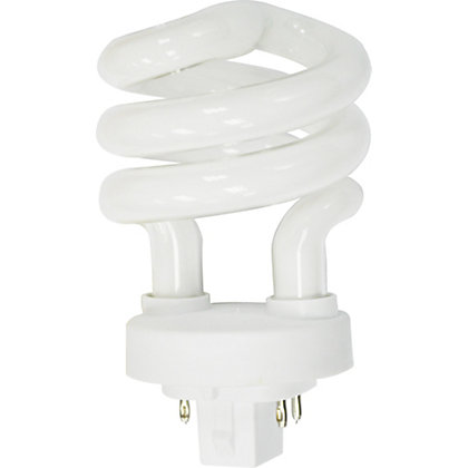 Image for Energy Saver (CFL) Spiral 4 Pin 13W Bulb from StoreName