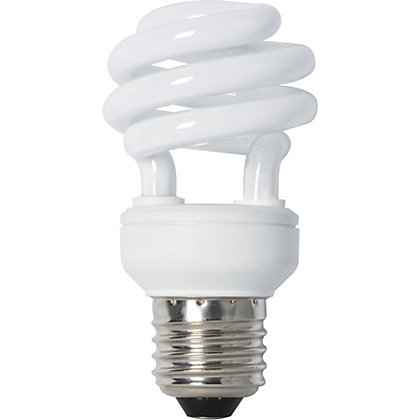 Image for Energy Saver (CFL) Spiral ES 11W Light Bulb from StoreName