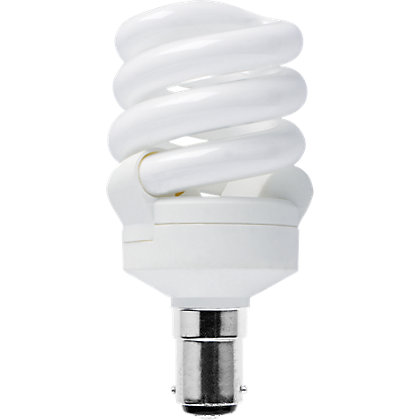 Image for Energy Saver (CFL) Spiral SBC 11W Bulb from StoreName