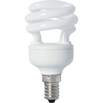 Image for Energy Saver (CFL) Spiral SES 11W Bulb from StoreName