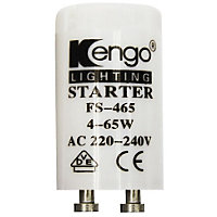 Energy Saver (CFL) Starter Switch - 4 to 65W - Pack of 2