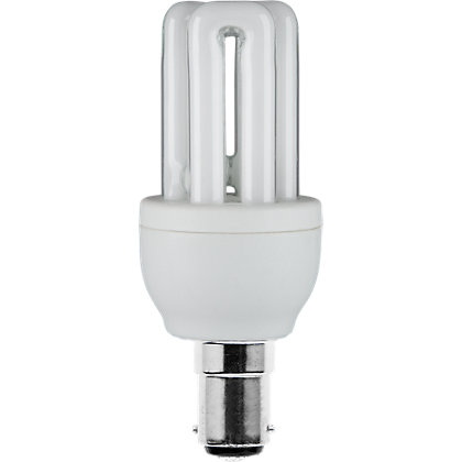 Image for Energy Saver (CFL) Stick SBC 9W Bulb from StoreName