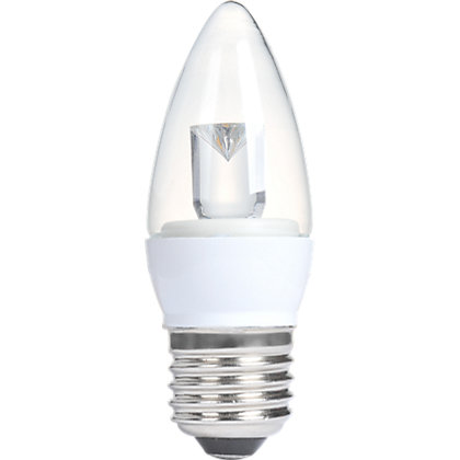 Image for Dimmable LED Candle ES 6W Bulb from StoreName