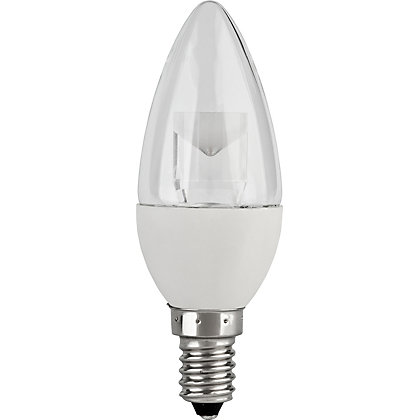 Image for Dimmable LED Candle SES 6W Bulb from StoreName