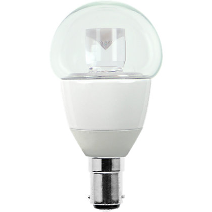 Image for Dimmable LED Mini Globe SBC 6W Bulb from StoreName