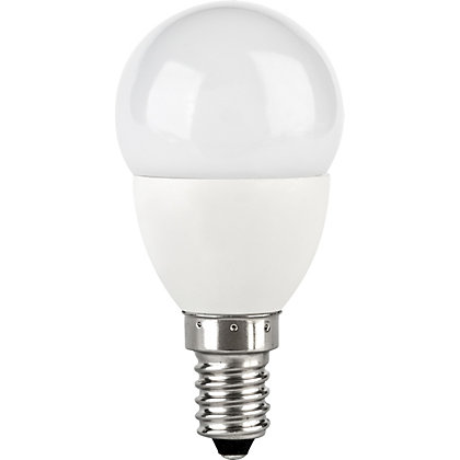 Image for Dimmable LED Mini Globe SES 6W Bulb from StoreName