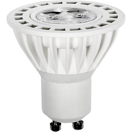 Image for Dimmable LED White GU10 5W Light Bulb - Pack of 2 from StoreName