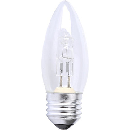 Image for Halogen Candle ES 28W Bulb - Pack of 2 from StoreName