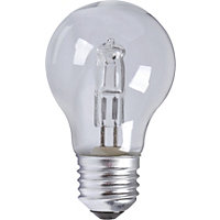 Halogen Classic ES 70W Light Bulb - Pack of 2