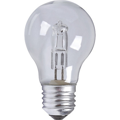 Image for Halogen Classic ES 70W Bulb - Pack of 2 from StoreName