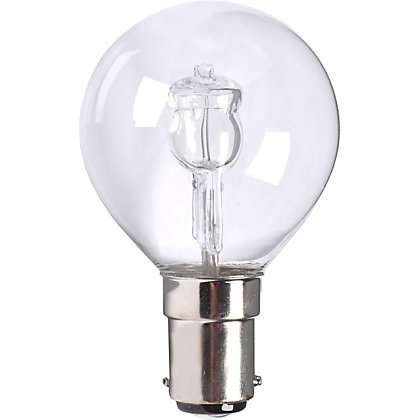 Image for Halogen Mini Globe SBC 18W Bulb - Pack of 2 from StoreName