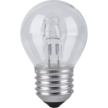 Image for Halogen Mini Globe SES 28W Light Bulb - Pack of 2 from StoreName