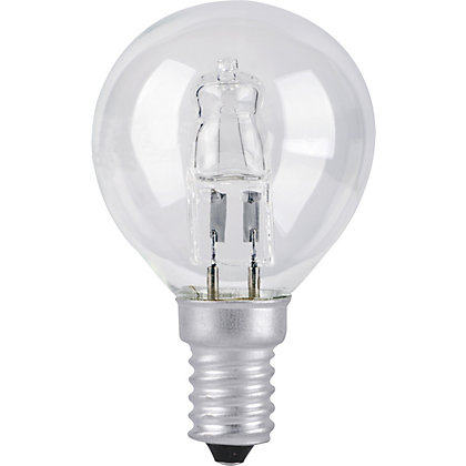 Image for Halogen Mini Globe SES 42W Light Bulb - Pack of 2 from StoreName