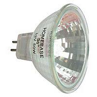 Halogen MR16 50W Light Bulb - Pack of 6