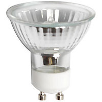 Halogen GU10 28W Light Bulb - Pack of 2