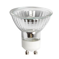 Halogen GU10 18W Light Bulb - Pack of 2