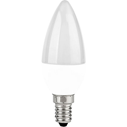 Image for LED  Frosted Candle SES 5W Bulb from StoreName
