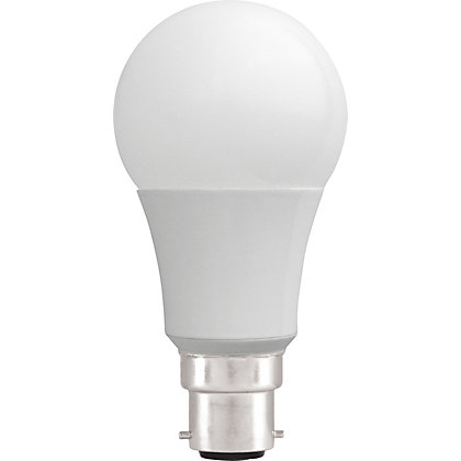 Image for LED Frosted Classic BC 6W Bulb from StoreName