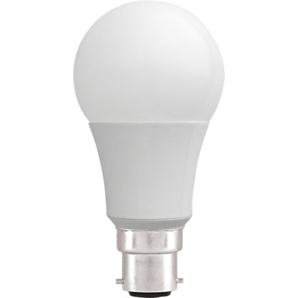 Image for LED Frosted Classic BC 10W Bulb from StoreName