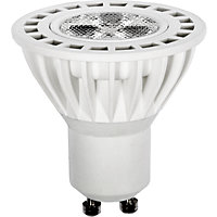 LED White GU10 2W Light Bulb