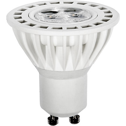 Image for LED  White GU10 4W Bulb - Pack of 2 from StoreName
