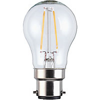 LED Filament Mini Globe BC 2.5W Bulb