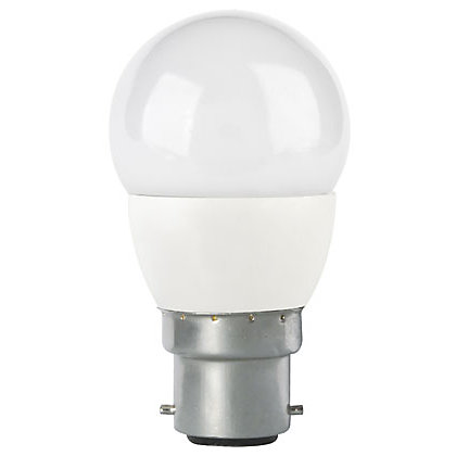 Image for LED Frosted Mini Globe BC 4W Bulb from StoreName