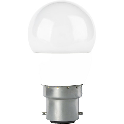 Image for LED Frosted Mini Globe BC 5W Bulb from StoreName