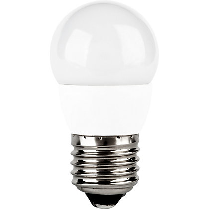 Image for LED Frosted Mini Globe ES 5W Light Bulb from StoreName