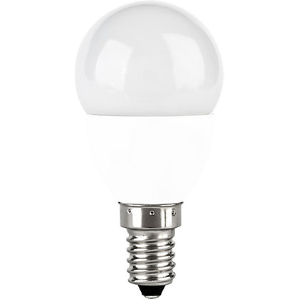 Image for LED Frosted Mini Globe SES 5W Light Bulb from StoreName