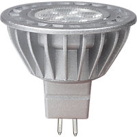Silver MR16 3W LED Light Bulb
