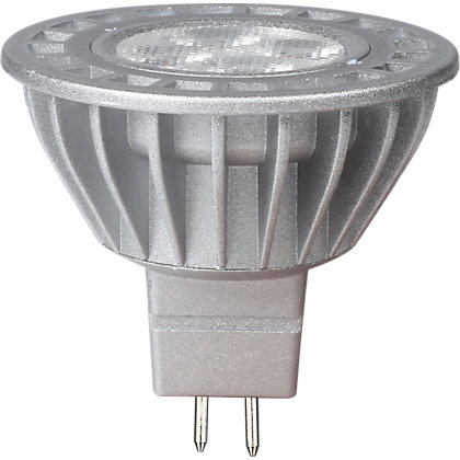 Image for LED  Silver MR16 4W Bulb from StoreName