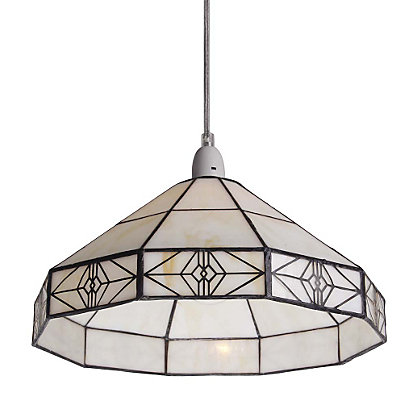 Image for Classic Angled Dome Pendant Light Shade from StoreName