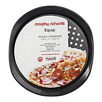 Morphy Richards Accents Pizza Crisper - Graphite