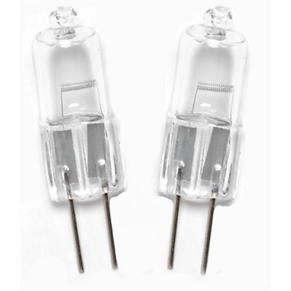 Image for Homebase G4 Clear Halogen Capsules 20w - 2 Pack from StoreName