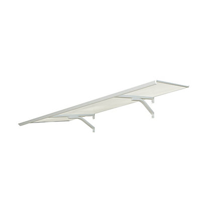 Image for Palram Columba 1500 Canopy - White Twinwall from StoreName