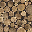 Gran Deco Wood Logs Wallpaper