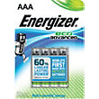 Energizer Advanced AAA Battery - 4 Pack